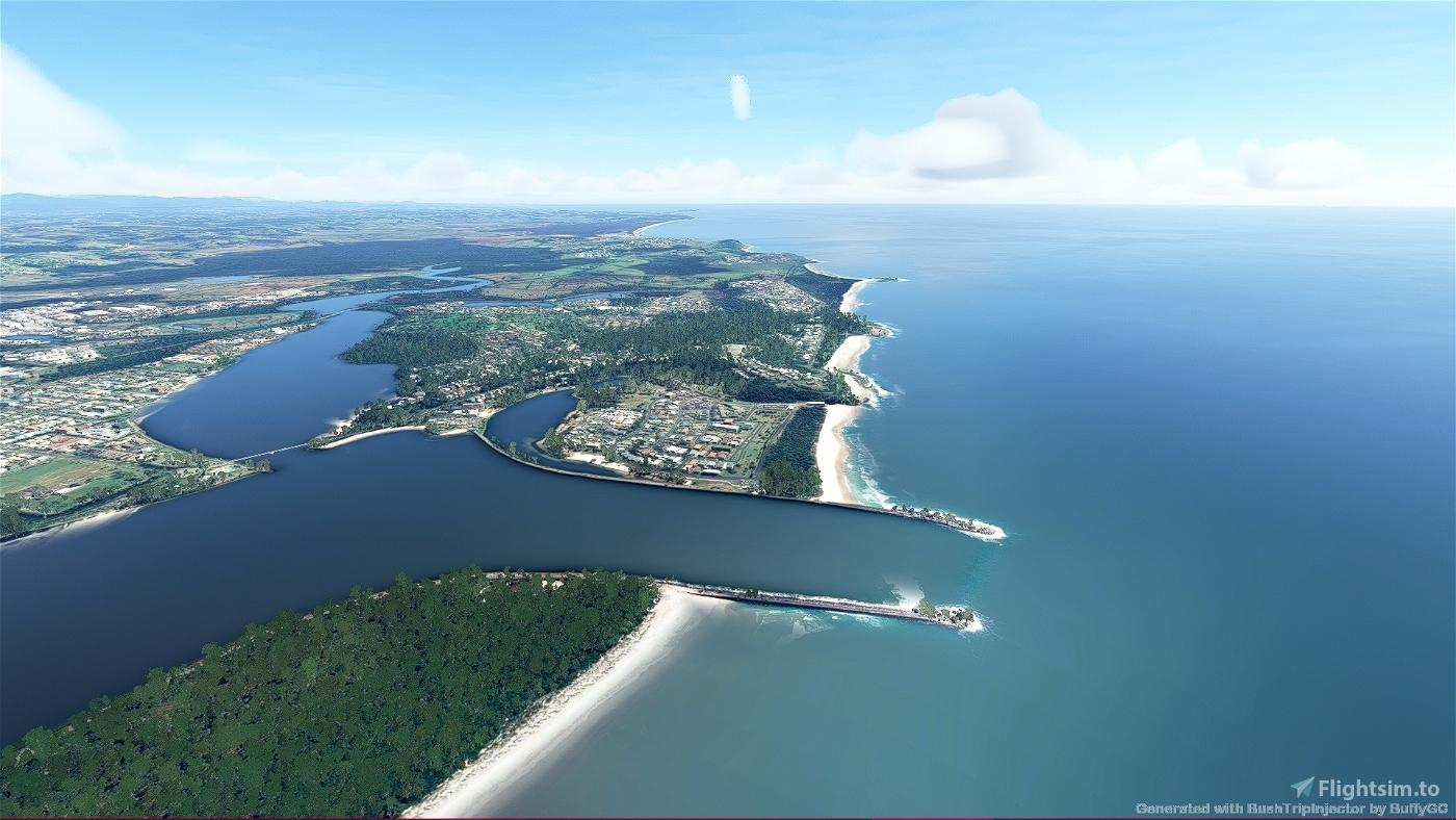 The New South Wales Coast - Australian Bush Trip