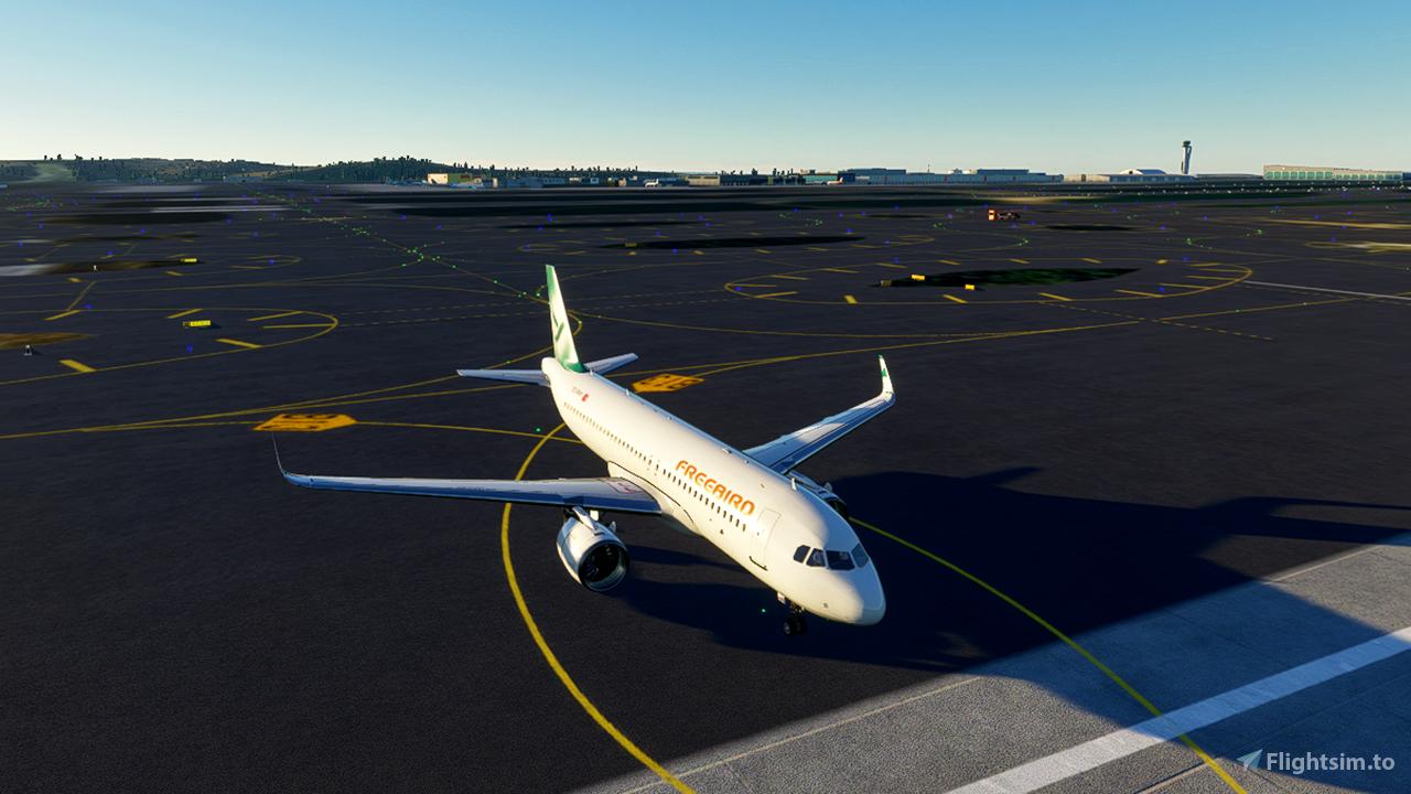 Freebird [4K] Flight Simulator 2020