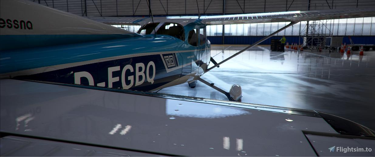 Cessna 172 Classic D-EGBQ