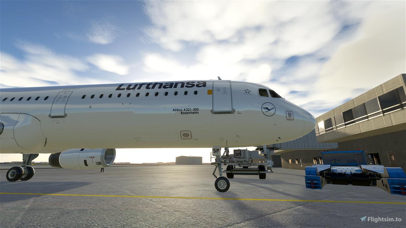 A321 Lufthansa [8K/4K]