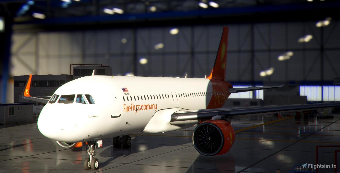 Malaysian Aviation Group A320 Neo Flight Simulator 2020