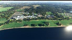 Strathclyde Country Park, North Lanarkshire, Scotland Image Flight Simulator 2020