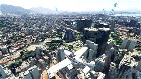 Rio de Janeiro - Centro Image Flight Simulator 2020