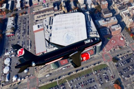 A320Neo New Jersey Devils Image Flight Simulator 2020
