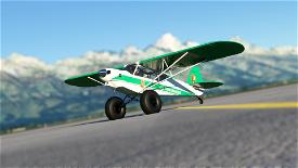 GotGravel's Savage Carbon V1.2 Livery Pack Image Flight Simulator 2020