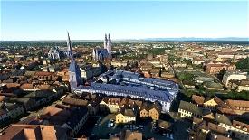 Speyer Altpörtel Image Flight Simulator 2020