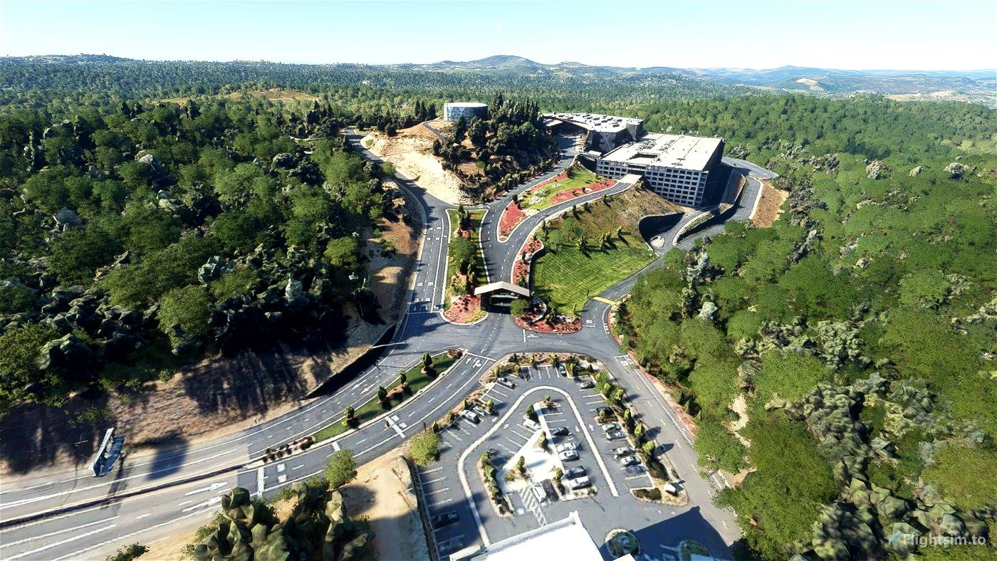 Red Hawk Casino Placerville, California Flight Simulator 2020
