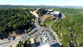 Red Hawk Casino Placerville, California Image Flight Simulator 2020