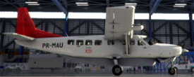 TAM Express PR-MAU Image Flight Simulator 2020