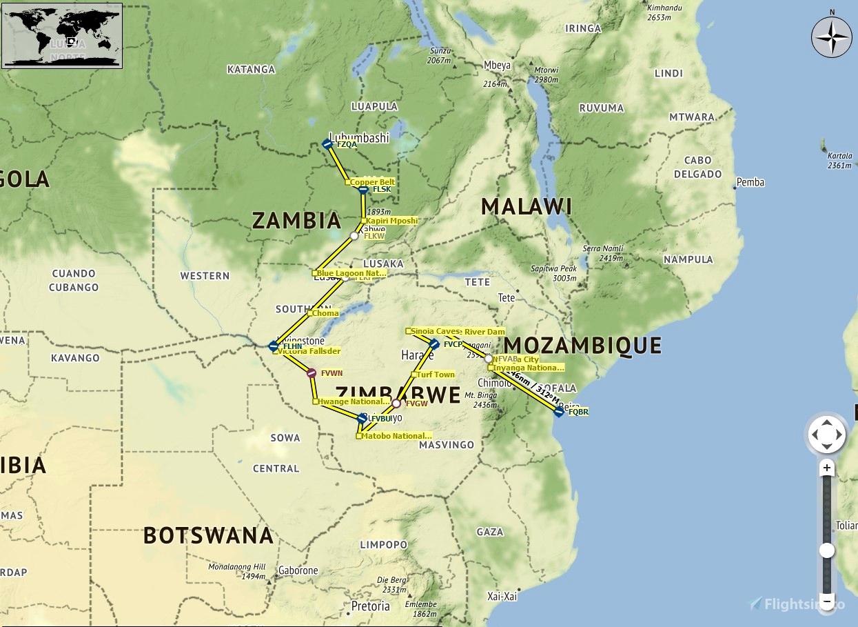 Visit Rhodesia