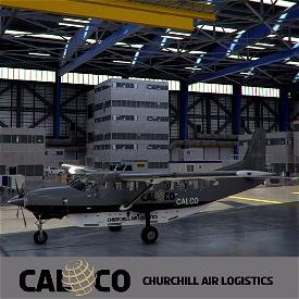 CALCO C208 v1.0 (Churchill Air Logistics) Image Flight Simulator 2020