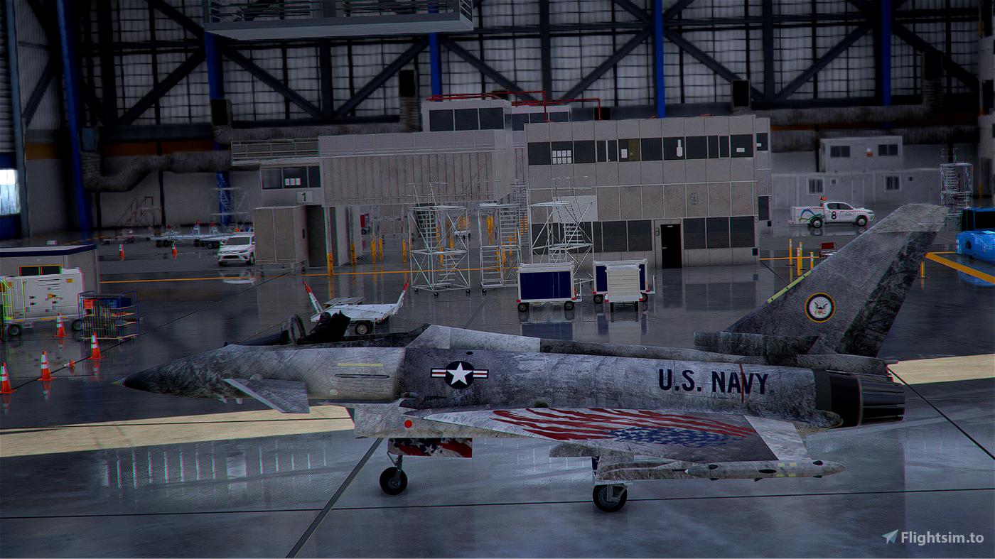EurofighterTyphoon-Livery U.S.NAVY Flight Simulator 2020