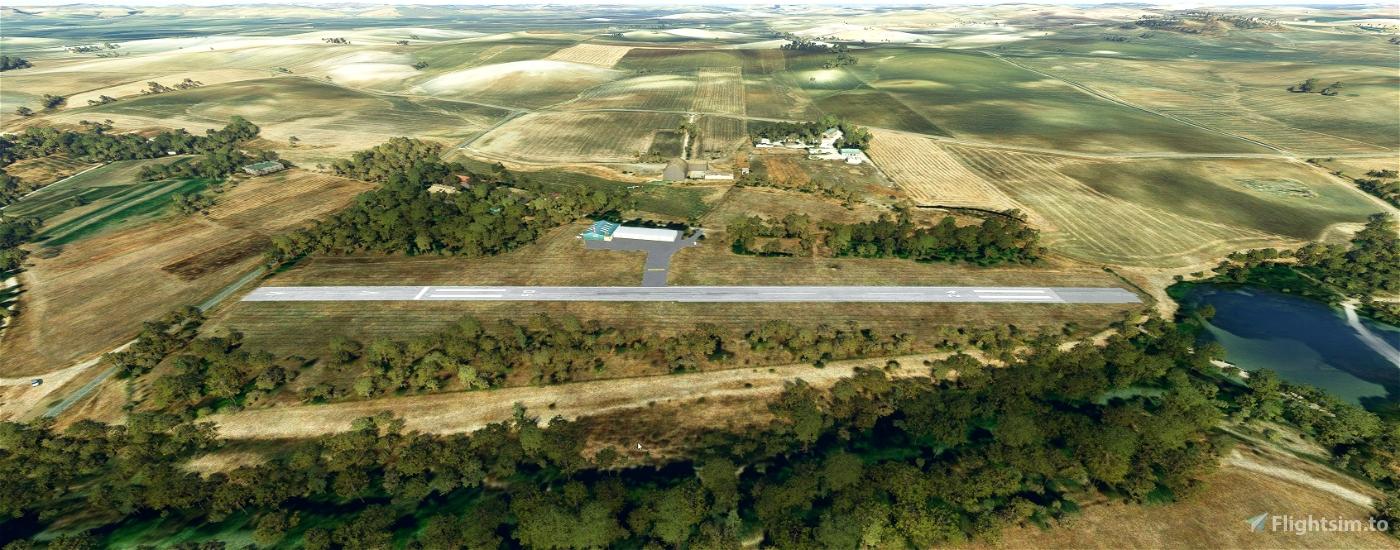 LETF Tomás Fernández Espada aerodrome (Villamartín - Cádiz)