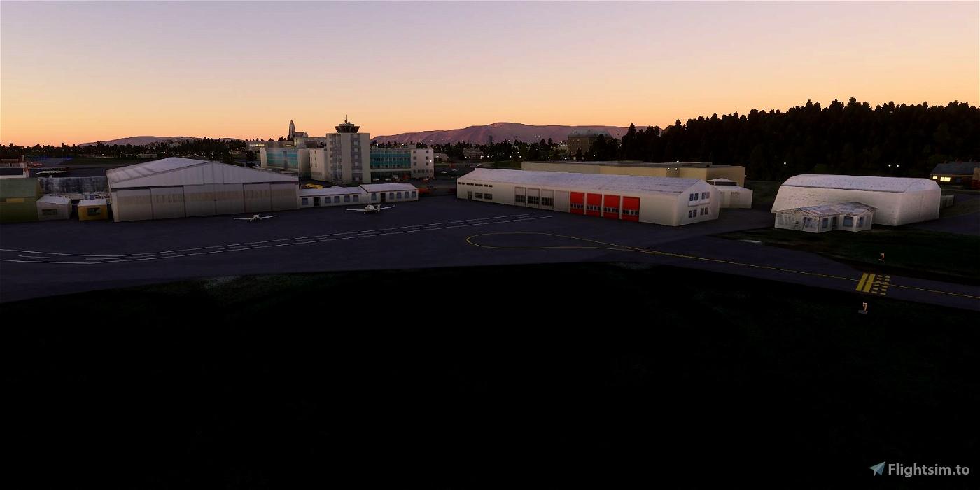 BIRK -  Reykjavik Airport