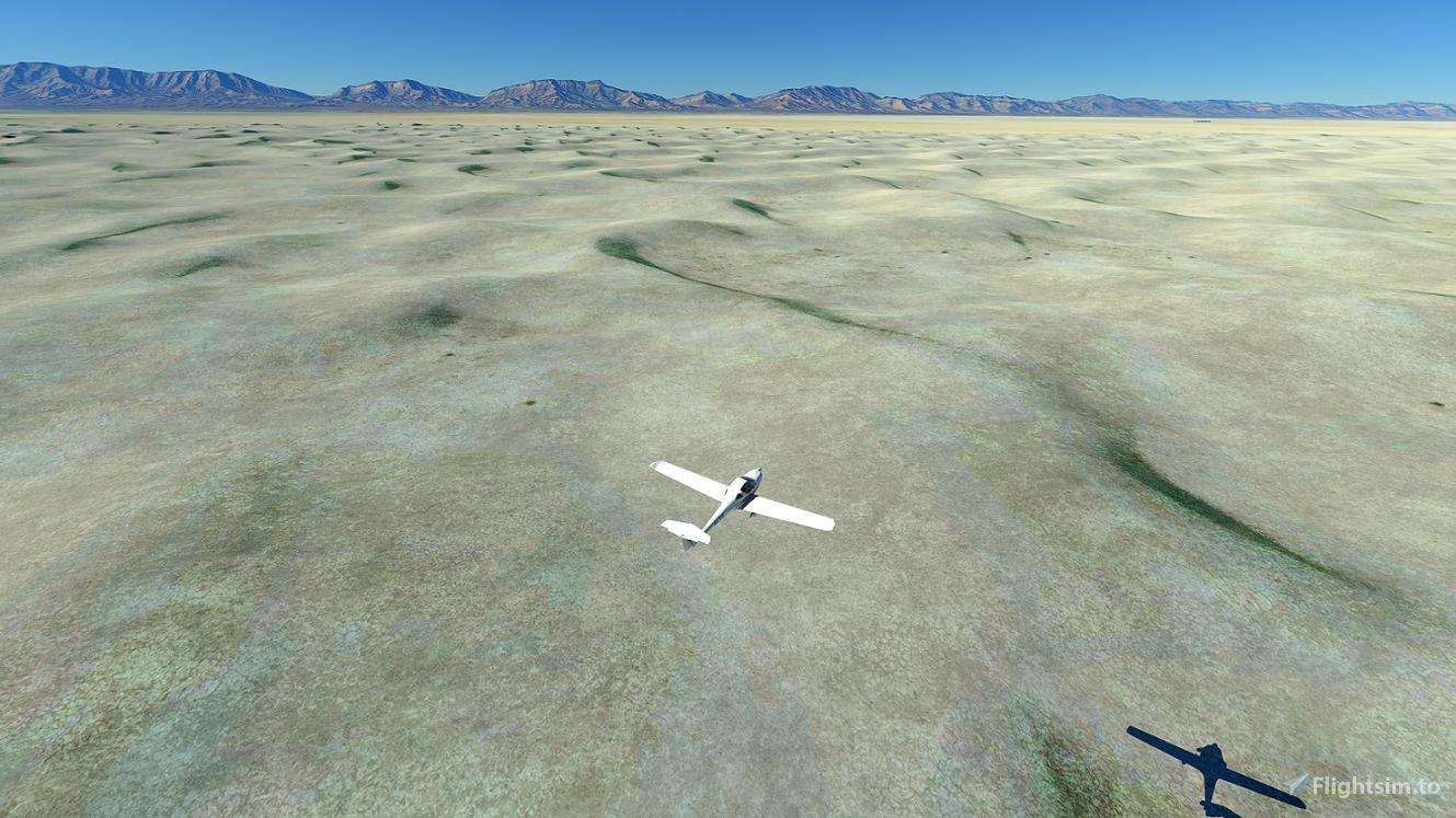 White Sands National Park Flight Plan