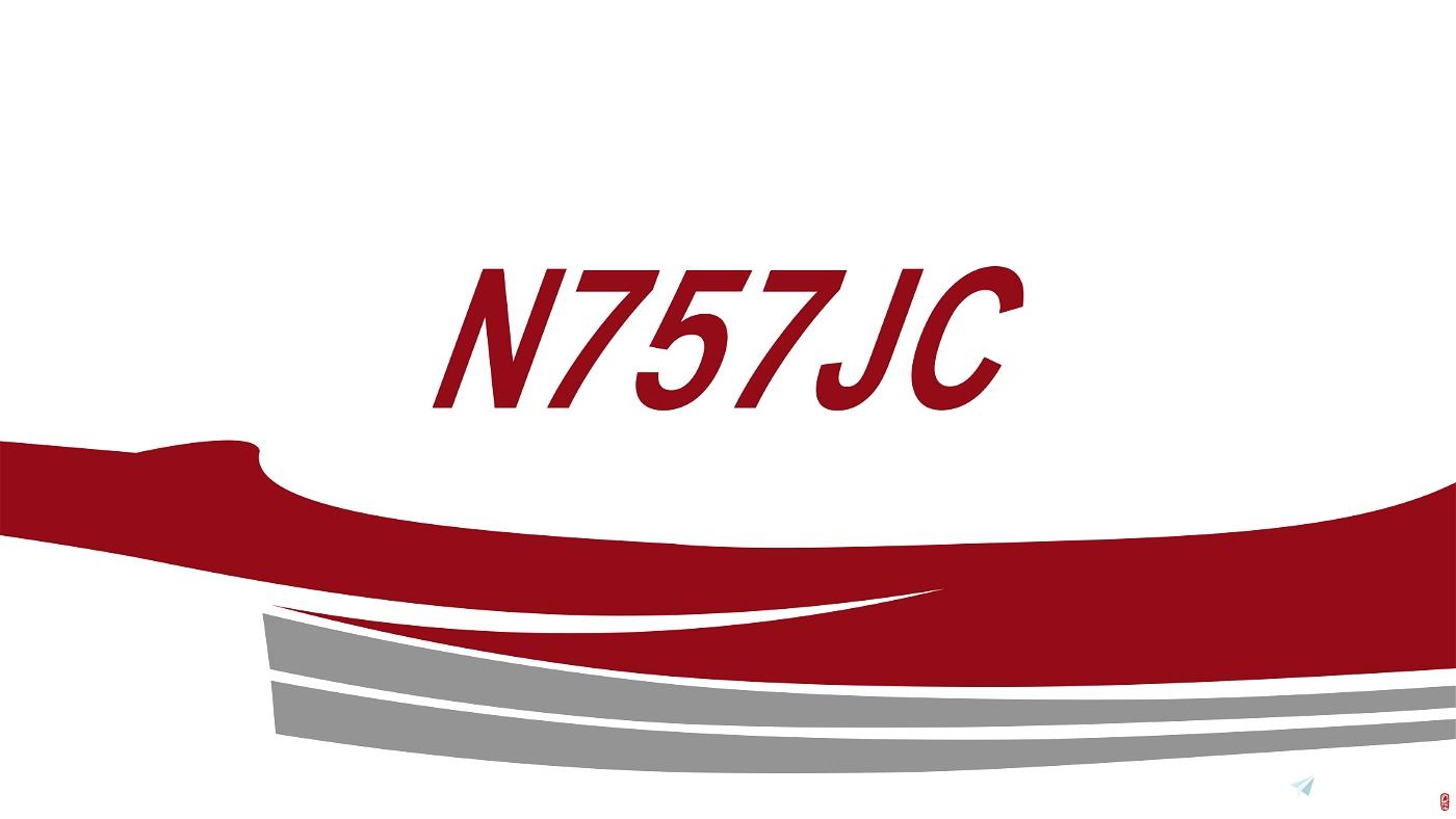 N757JC Flight Simulator 2020