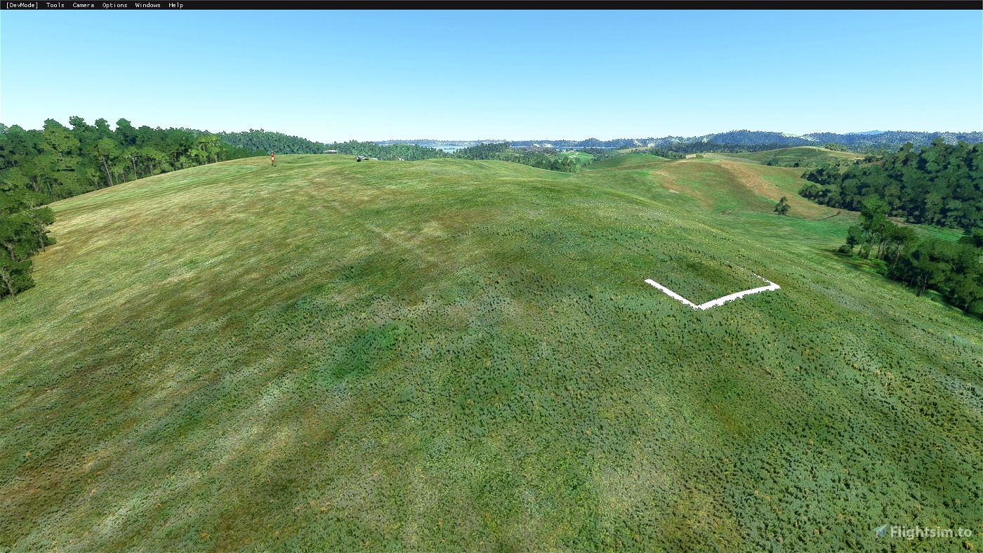 New Zealand North Island unregistered airstrips - Part 2