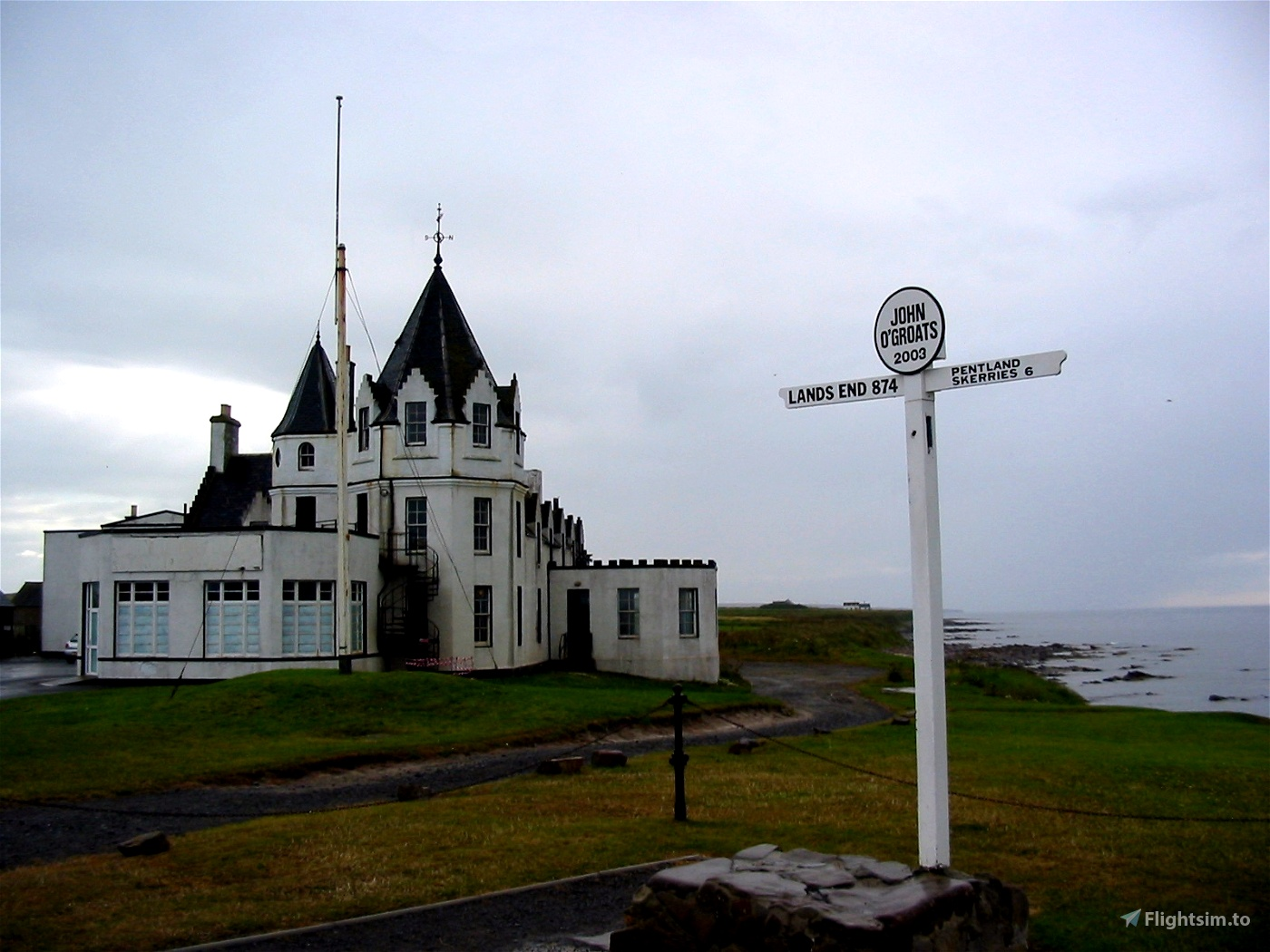 John O'Groats to Land's End (East Coast)