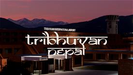 [VNKT] - Tribhuvan International - Kathmandu, Nepal Image Flight Simulator 2020