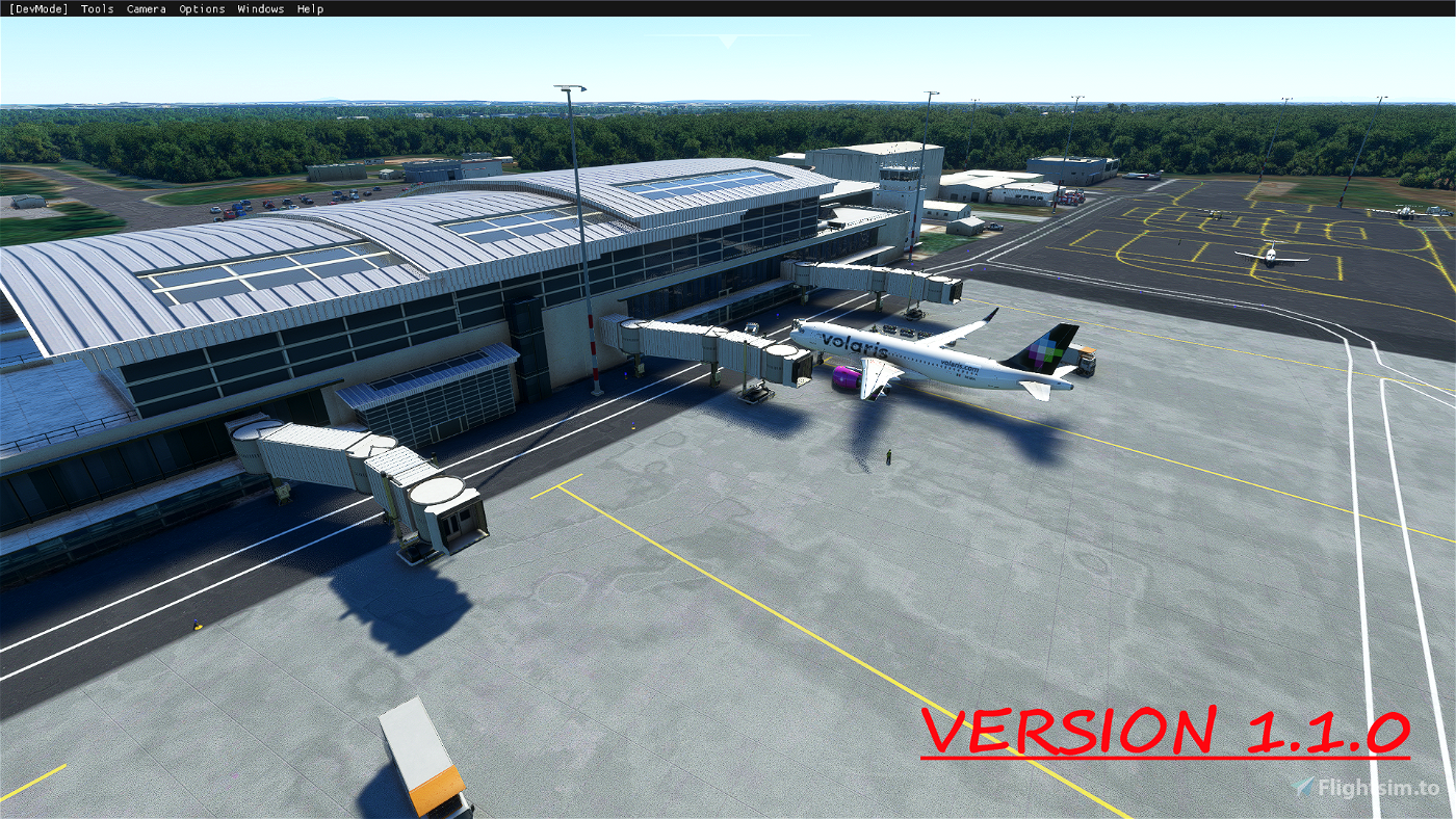 (MMVR) Veracruz Intl. Upgrade Flight Simulator 2020