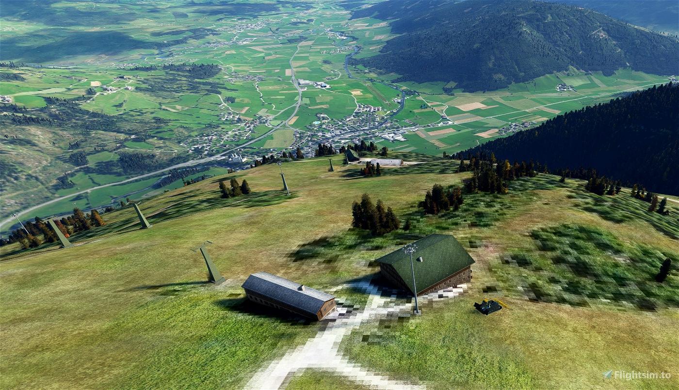 Mauterndorf LOSM - highest situated airfield in Austria