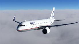 [8K] Aegean Airlines (SX-DGZ) Image Flight Simulator 2020