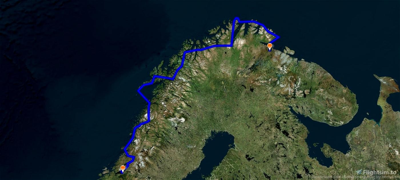 Land of the Midnight Sun - Norway - part 2