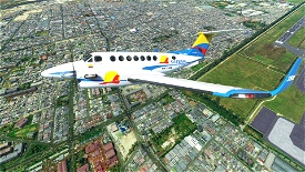 SATENA Image Flight Simulator 2020