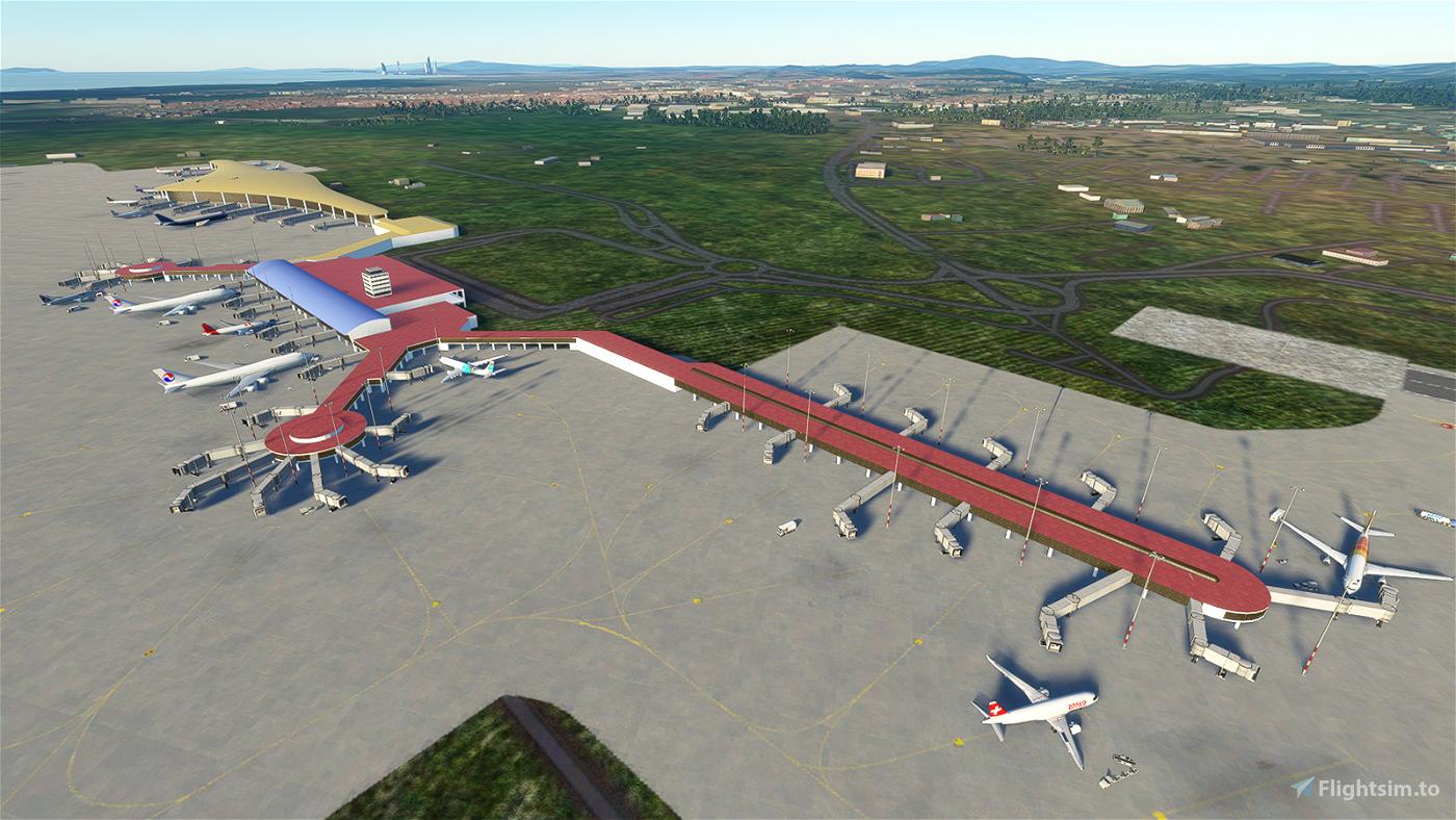 Tocumen International Airport (MPTO) Microsoft Flight Simulator