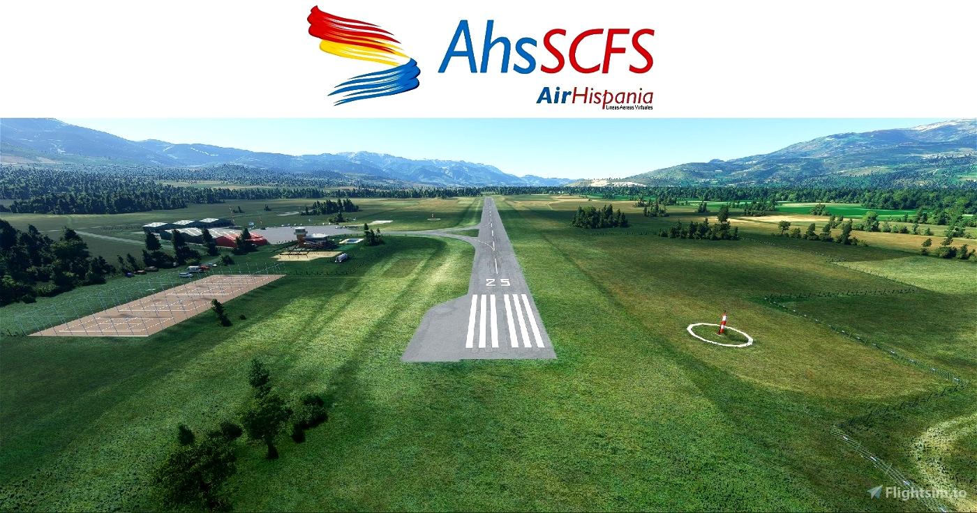 LECD La Cerdaña aerodrome (Gerona)