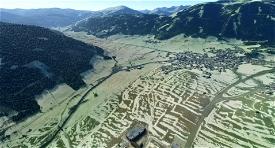 Better Orthophoto for Mauterndorf in Austria Image Flight Simulator 2020