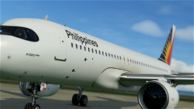 [8K] A320N Philippine Airlines v2.0  Image Flight Simulator 2020