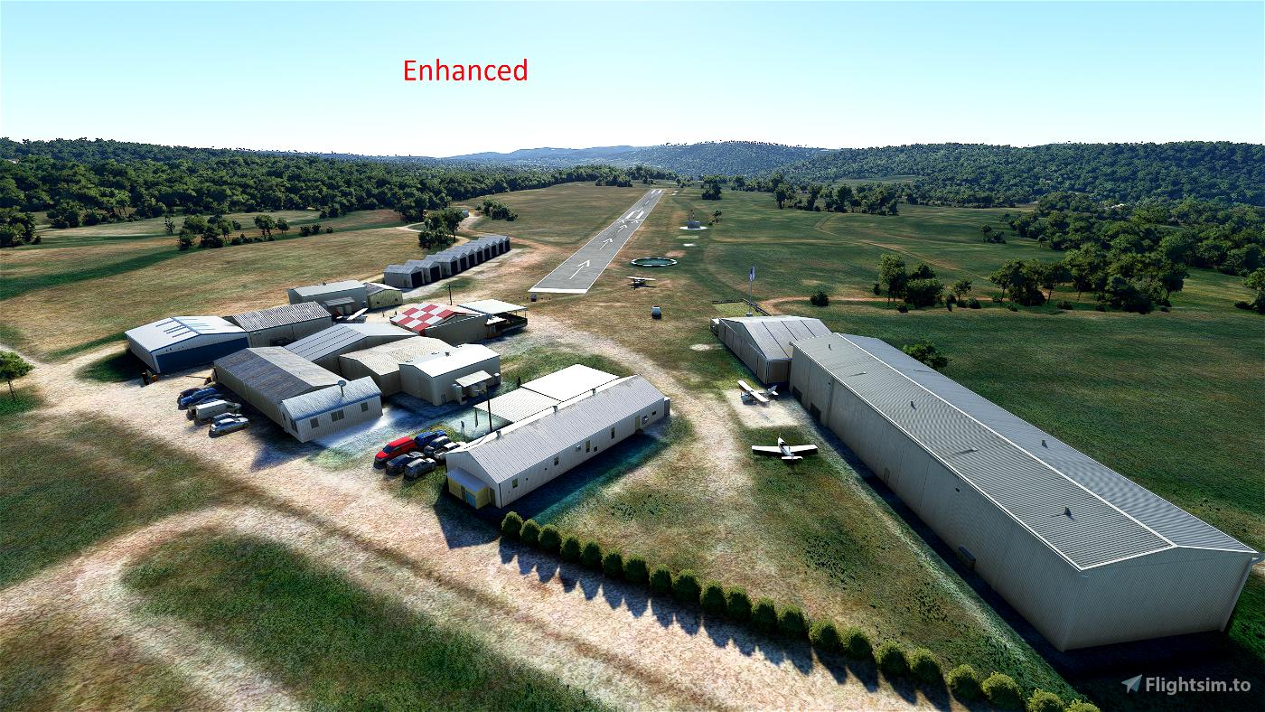 LEMM Moia El Prat Enhancement Flight Simulator 2020