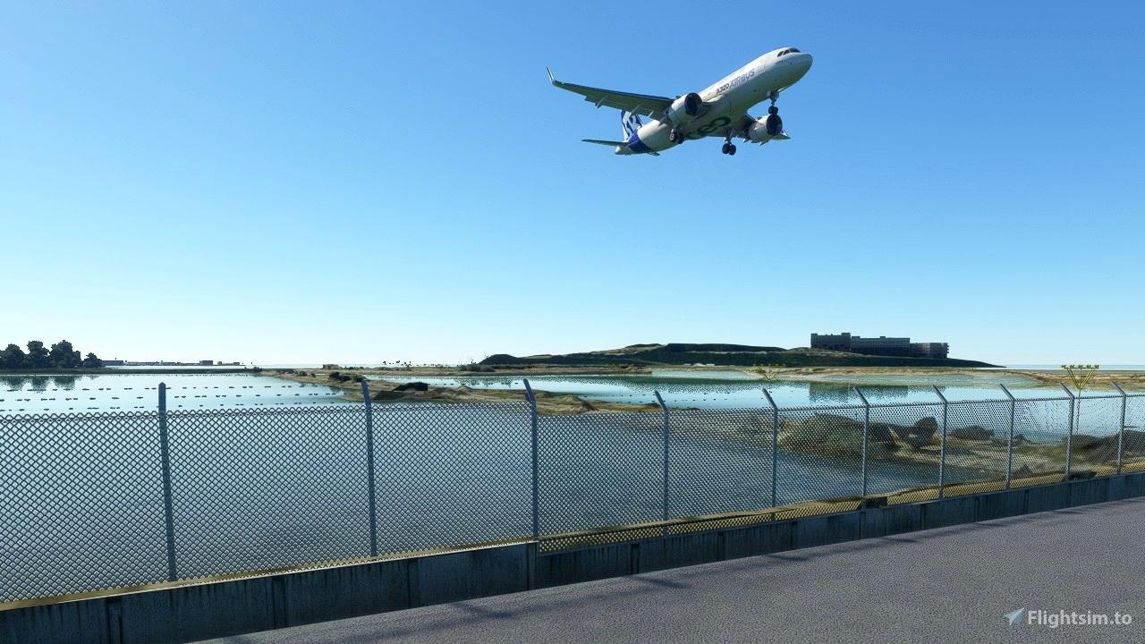 NAHA Ver1.2 Flight Simulator 2020