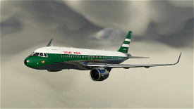 [8K] A320N Cathay Pacific (Retro)  Image Flight Simulator 2020