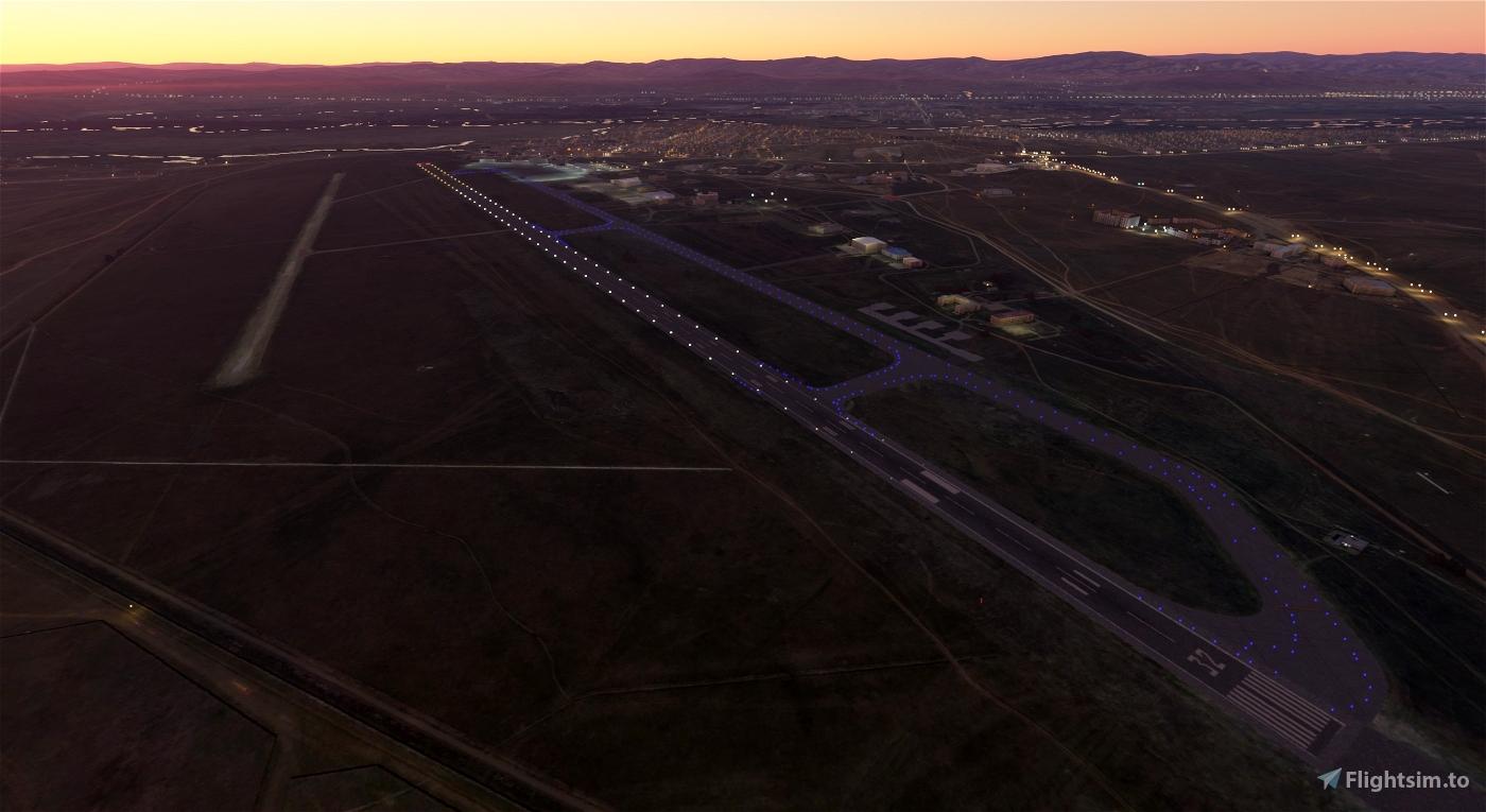 Ulaanbaatar ZMUB (Airport & Lights Enhancement)