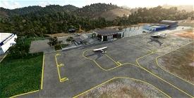 SNTO - Aeroporto Juscelino Kubitschek - Teófilo Otoni - Minas Gerais Image Flight Simulator 2020