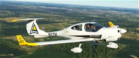 DA40 Lift Academy Image Flight Simulator 2020