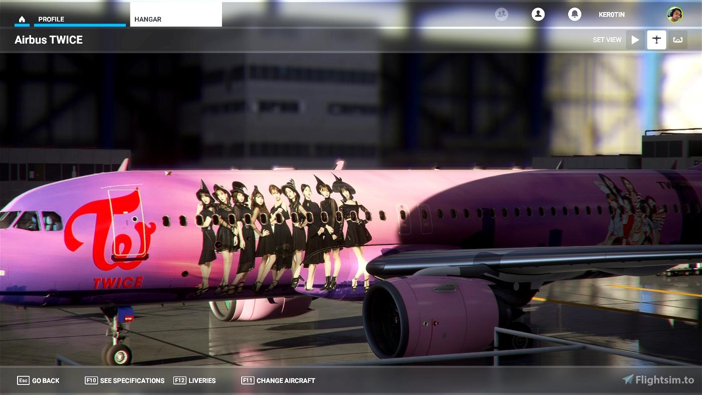 A32NX A320 Neo Twice