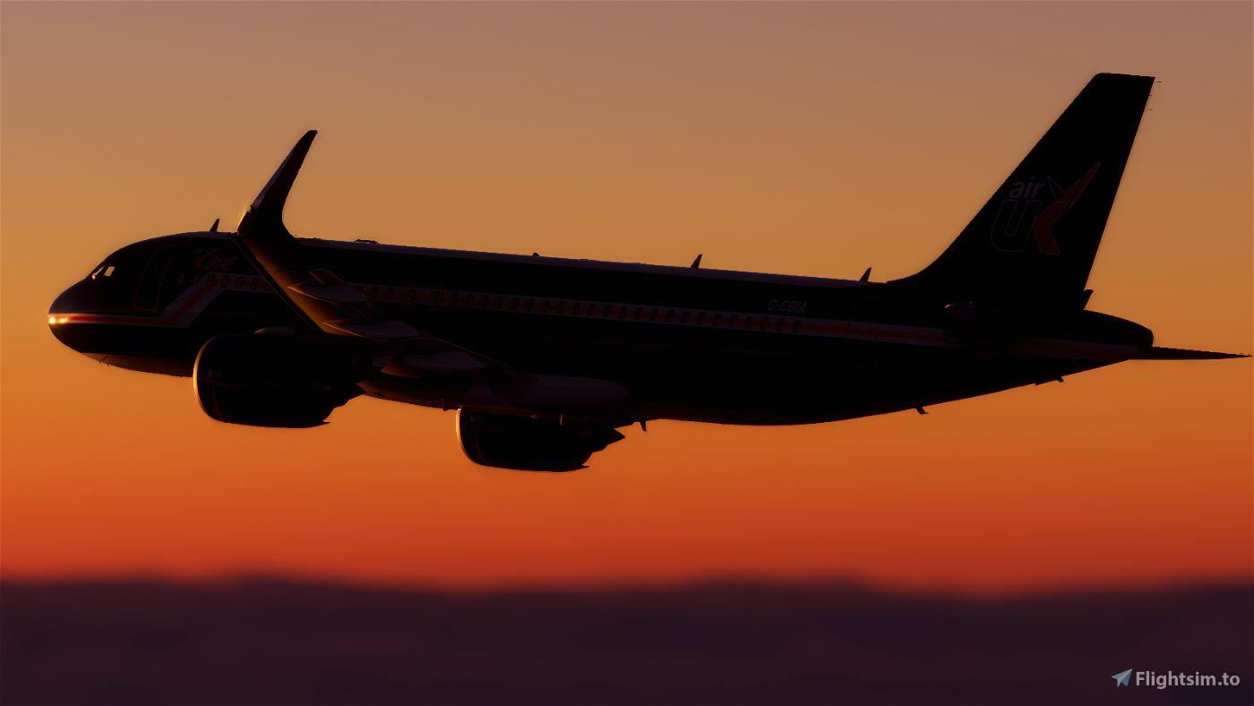 A320 Air UK