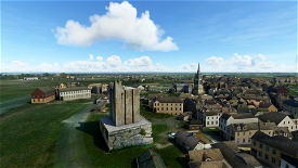 Saint-Emilion: Tour du Roy and other landmarks Image Flight Simulator 2020