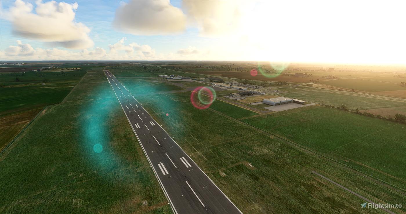 EKEB - Esbjerg Airport Flight Simulator 2020