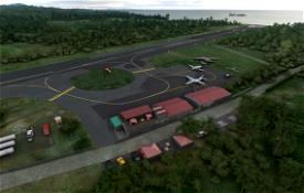 TGPG PEARLS AIRPORT Microsoft Flight Simulator