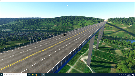 Hochmoselbrücke B50 Image Flight Simulator 2020