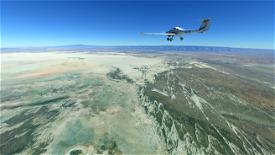 White Sands National Park Flight Plan Image Flight Simulator 2020