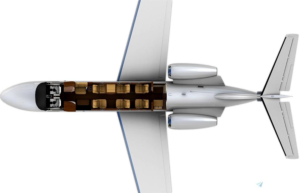 CJ4 PACX Layout Flight Simulator 2020