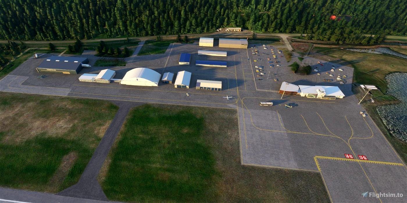 BIAR - Akureyri Flight Simulator 2020