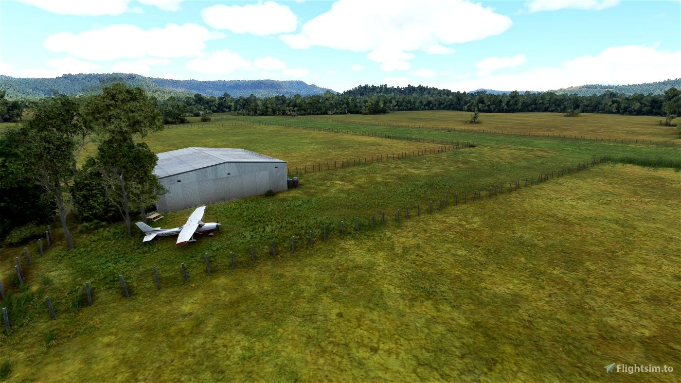 3AUS - Mullumbimby (Private Airstrip)