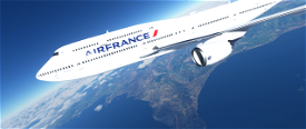 Boeing 747-8i Air France (F-AF747) | Work with 1.12.13.0 Image Flight Simulator 2020
