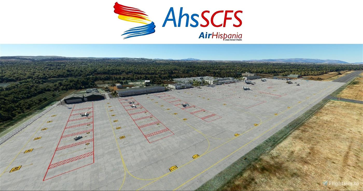 LEGR Granada Airport